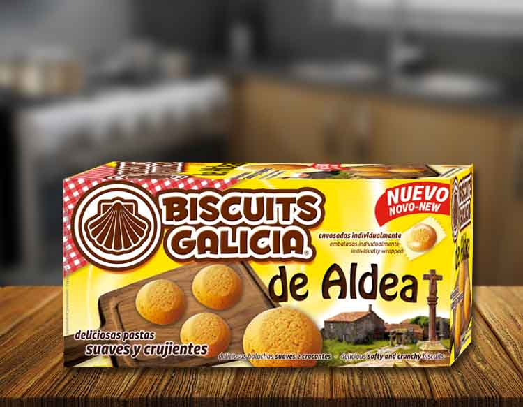Biscuits de Aldea galleta